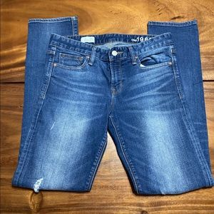 Gap 1969 Real Straight Denim Jeans 28R